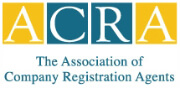 The Association of Company Registration Agents (ACRA) Logo