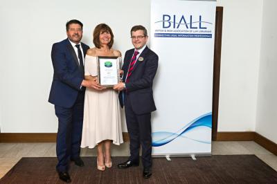 BIALL Award